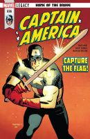 Captain America #696 - (Home of the Brave)